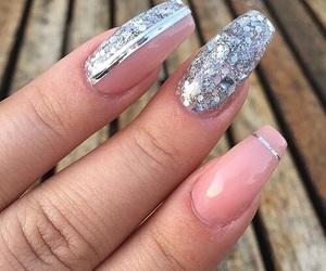nails, nail art, and nail design image