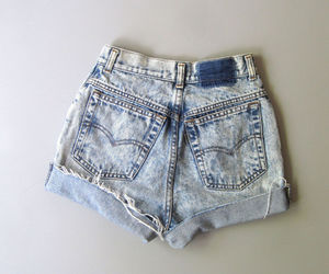 cut offs, ebay, and jean shorts image