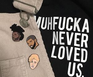 Drake, overalls, and justin bieber image