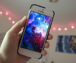 galaxy, photography, and cool image