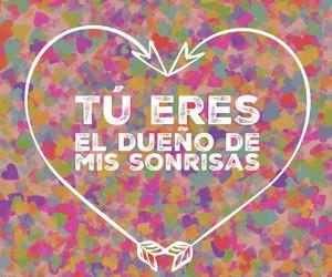 spanish, love, and cursi image