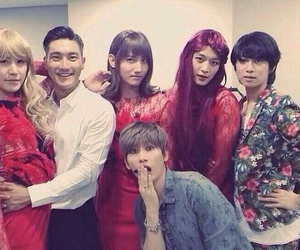 SHINee, super junior, and eunhyuk image