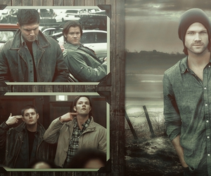 brothers, winchester, and dean image