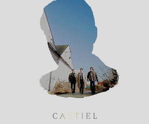 supernatural, castiel, and spnedit image