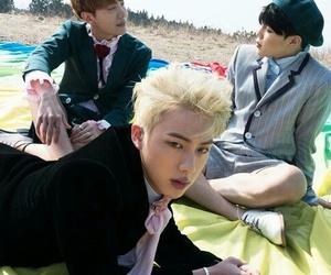 jin, kpop, and j-hope image