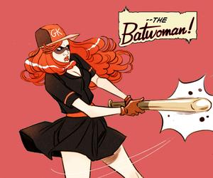 dc comics, bombshells, and kate kane image