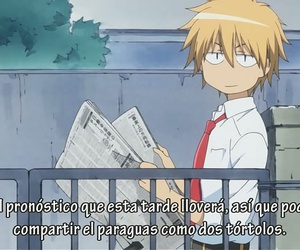 anime and kaichou wa maid sama image