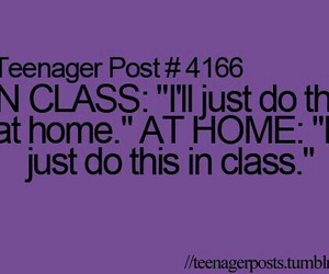 class, funny, and home image