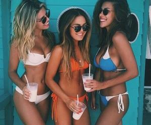 best friends, selfie, and besties image