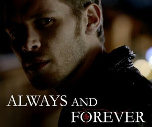 The Originals, always and forever, and klaus image