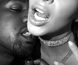 beauty, kiss, and relatinship image