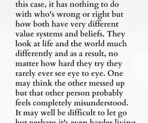 denial, relationships, and sad image