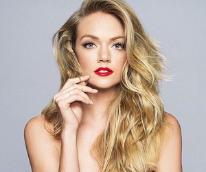 Lindsay Ellingson, red lips, and vsmodels image