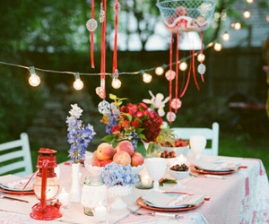 party and pretty image