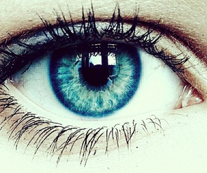 blue and eye image