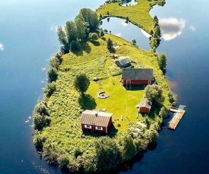 Island, finland, and nature image