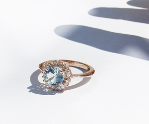 chic, promise, and ring image
