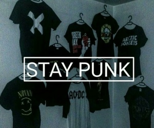punk, grunge, and rock image