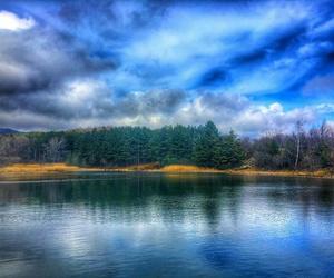 beautiful, lake, and bulgaria image