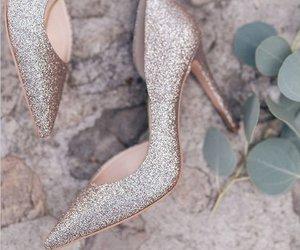 elegant, fashion, and high heels image