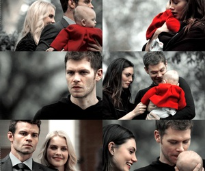 The Originals, elijah mikaelson, and rebekah mikaelson image