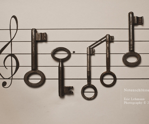 music, key, and note image