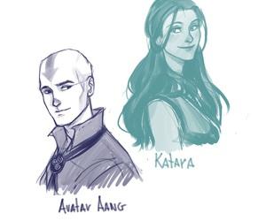 aang and katara image