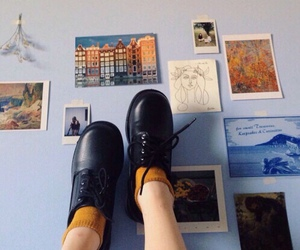 indie, shoes, and tumblr image