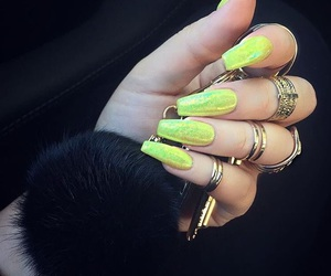 accessories, girl, and nail art image
