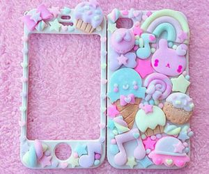 music, cute, and case image