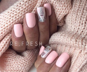 nail, naildesigns, and nailstyle image
