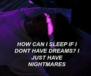 nightmare, grunge, and quotes image