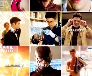 beautiful, the flash, and boy image