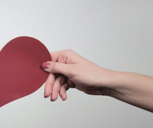 heart, love, and hands image