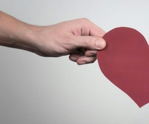 heart, hands, and wallpaper image