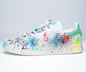 colors, shoes, and white image