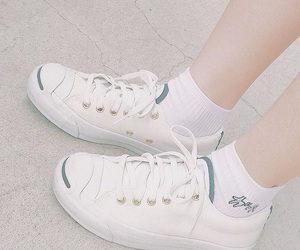 converse, sneaker, and jack purcell image