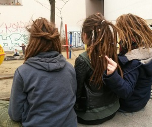 berlin, dreads, and dreams image