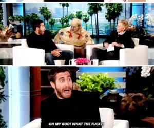 beautiful, funny, and jake gyllenhaal image