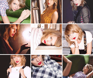 blonde, Taylor Swift, and love image