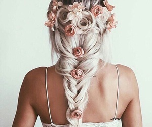 cool, girl, and hair image