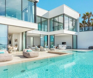luxury, house, and Dream image