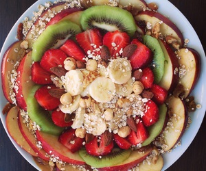 diet, fitness, and FRUiTS image
