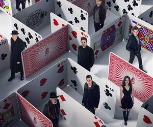 jesse eisenberg, dave franco, and now you see me image