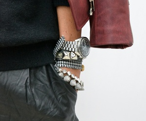 accessories, Balenciaga, and black image