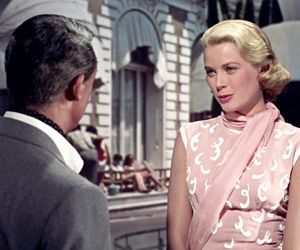 cary grant, grace kelly, and to catch a thief image