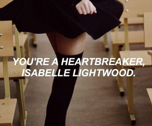 isabelle lightwood, izzy, and shadowhunters image
