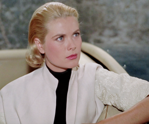 grace kelly and to catch a thief image