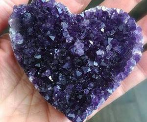 heart and purple image