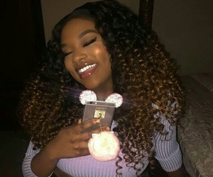 chocolate, makeup, and summerella image